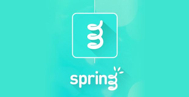 小短腿也有春天:Spring 拉出大长腿