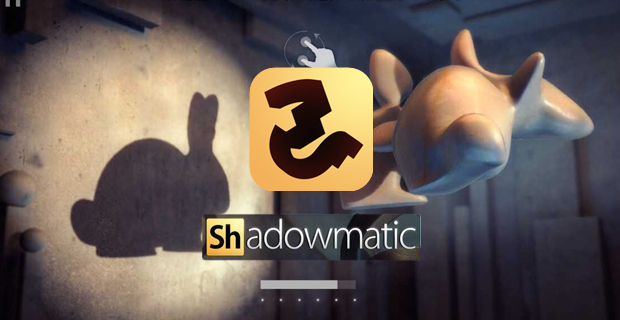 Shadowmatic投影寻真安卓版:脑洞已经突破天际