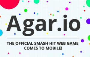 Agar.io细胞吞噬GooglePlay霸榜一周 演绎真实版弱肉强食