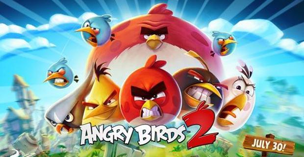 《愤怒的小鸟2》7.30全球同步上线 携李易峰玩转ChinaJoy