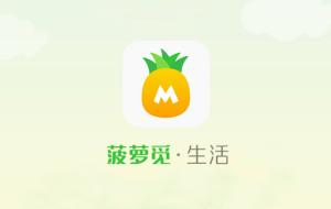 菠萝觅:有逼格的聚合类服务app