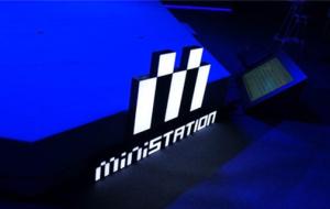 miniStation 腾讯首款游戏主机要来了!